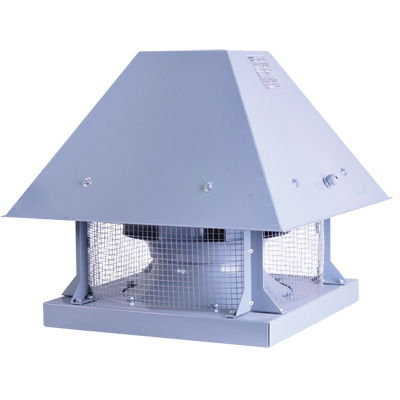 120°C-2200 m3/h Çatı Fanı - MODEL 355M/T
