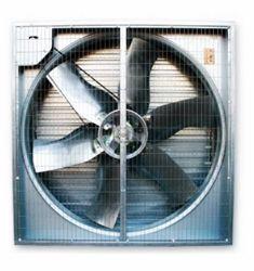 44.000 m3/h 1380 mm Aksiyal Havalandırma Fanı