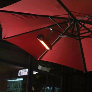 1500 W Şemsiye / Duvar Tipi IP65  İnfrared Isıtıcı