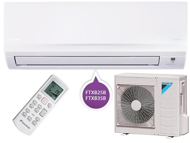 TEGORA Seasonal FTXB35B  Inverter Kllima A+