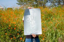 BLOEMEN / print