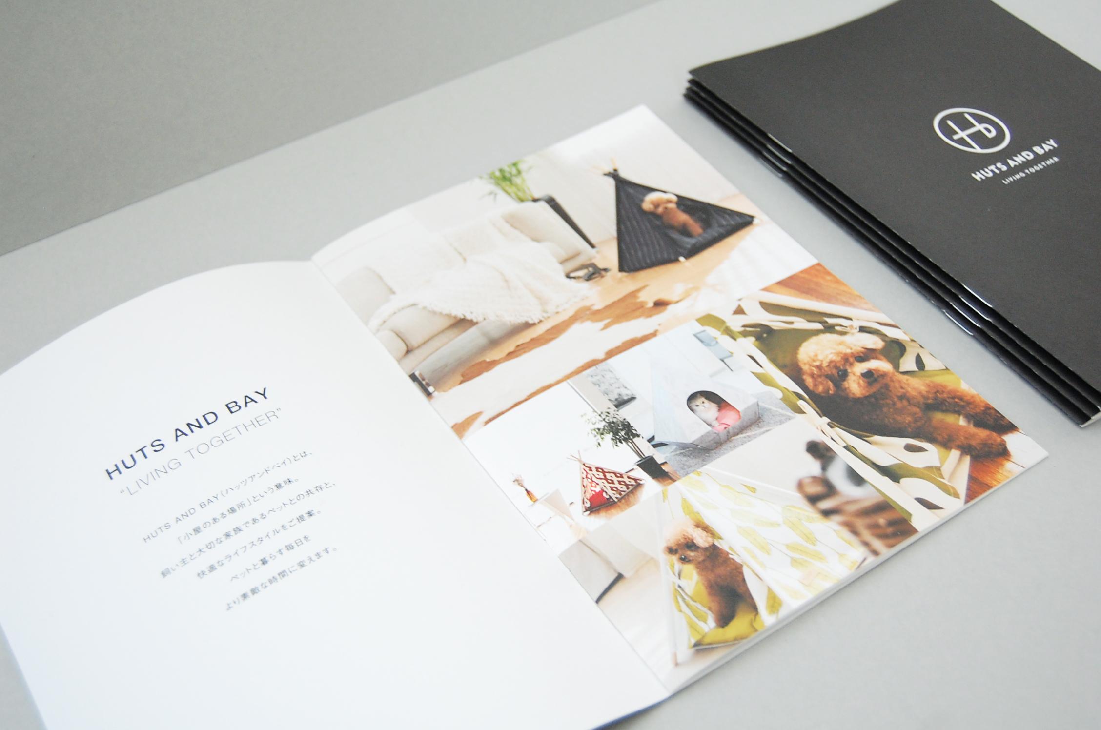 HUTS AND BAY catalog