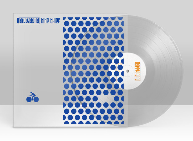 Freezepop: Bike Thief Vinyl