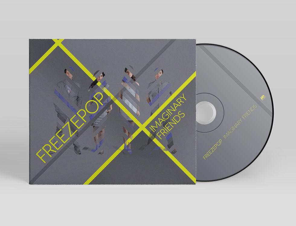 Imaginary Friends CD