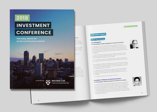 Harvard Business School Investment Conference