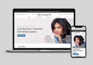 LivingProof.com: Redesign