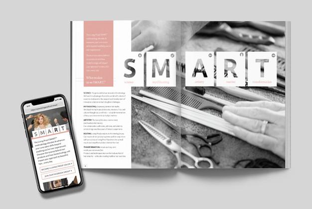Living Proof: SMART Magazine + Minisite
