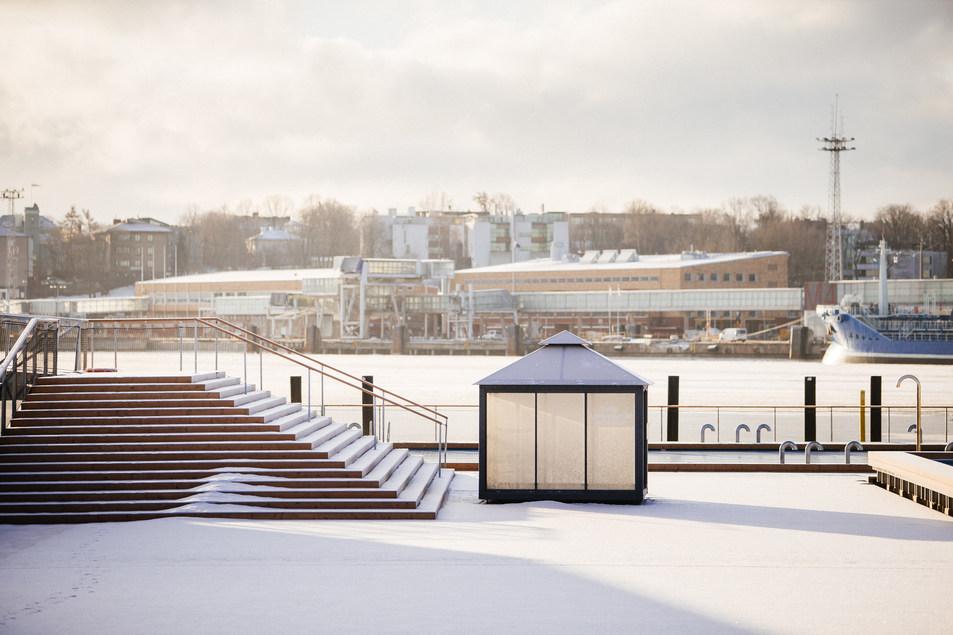 Allas Sea Pool, Helsinki