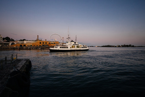 Suomenlinna / Viaborg Ferry, Helsinki