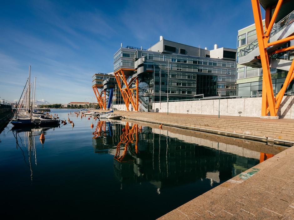 Modern Places, Helsinki