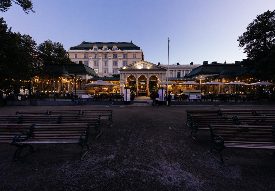 Esplanade, Helsinki