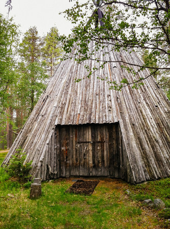 Laplander's hut