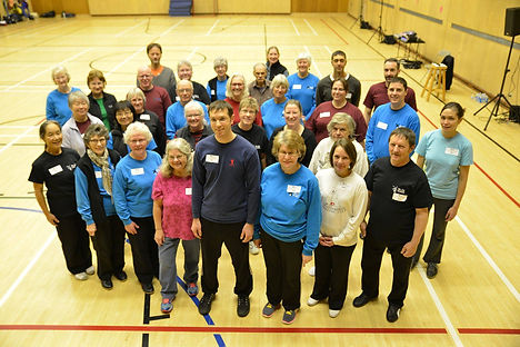 Tai chi classes and workshop