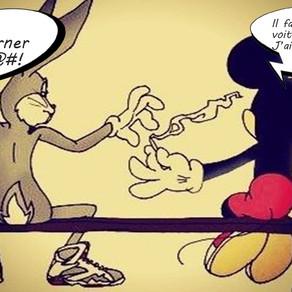 Mickey est en desintox !