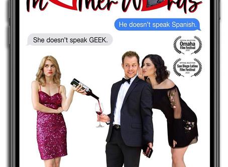 Movie with Chris Kattan