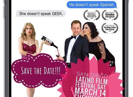 SD Film Premiere - Save the date