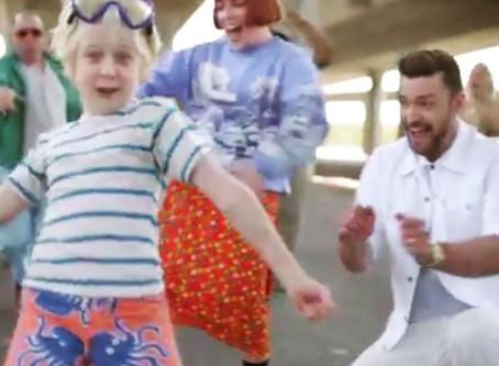 Justin Timberlake video 1 billion views!!