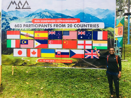Climbing Summits : A Journey of an Indian Girl