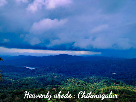 Birthday Impromptu Ride to Chikmagalur