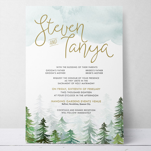 papeldelights invitations stationery decor