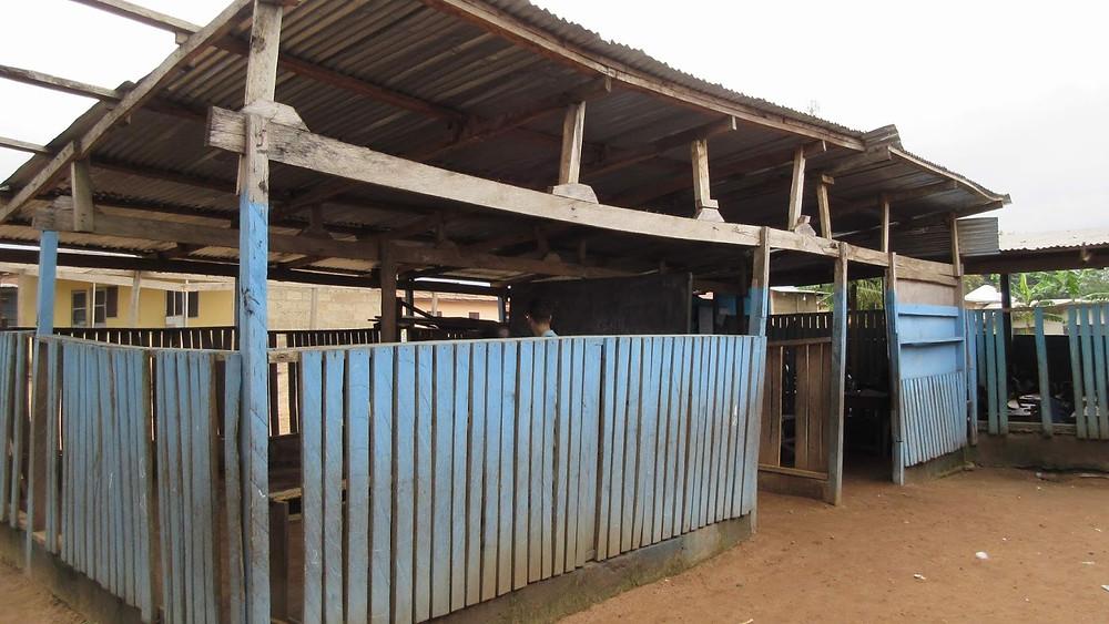 Escuela de Nankese