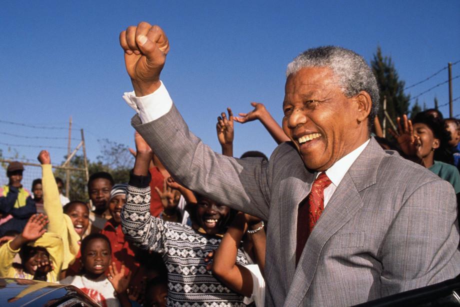 ¿Cómo me identifico con Madiba?