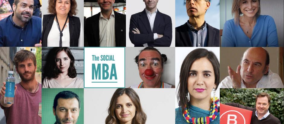 The SOCIAL MBA: una metodología innovadora de aprendizaje para desarrollar agentes de cambio