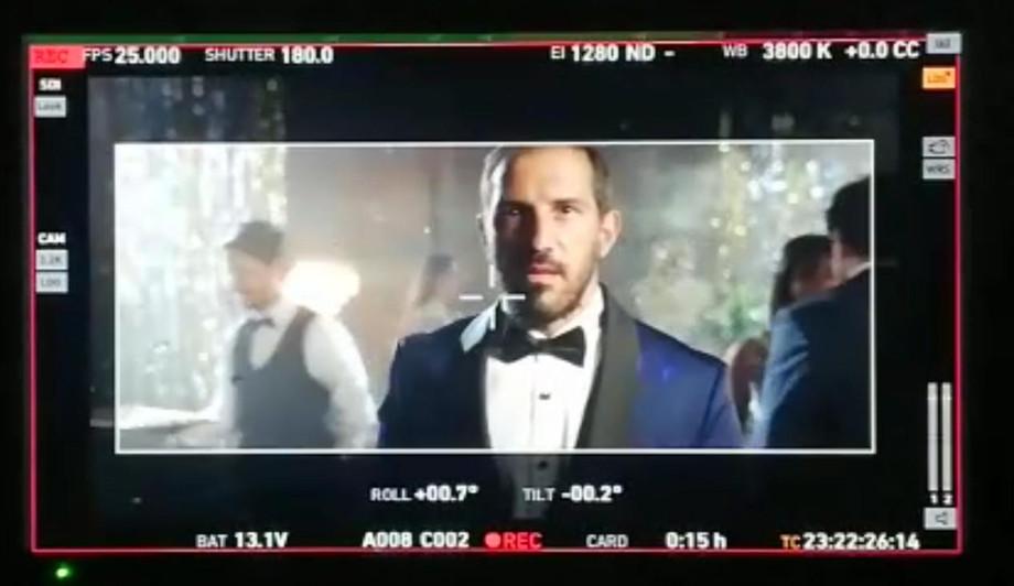 Actor por un día