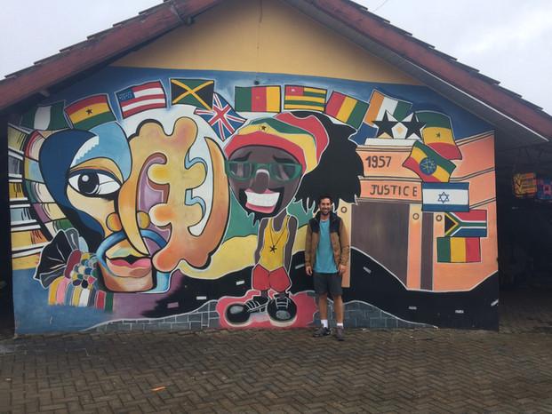 Art Centre Ghana