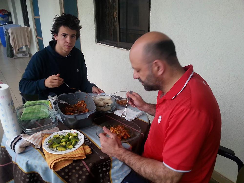 Santi e Iñigo