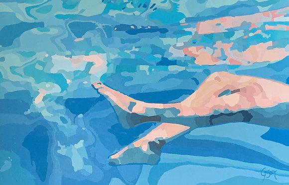 La nageuse / The Swimmer