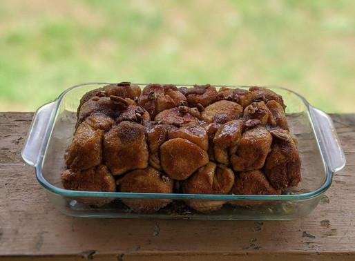 Pecan Monkey Bread