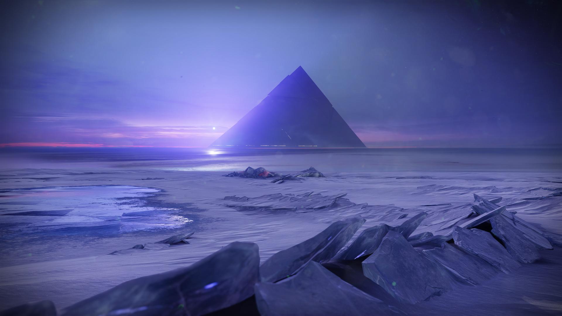 Destiny 2 Beyond Light Europa Environmen