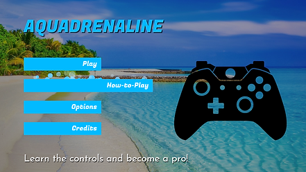 Download to game prototype for Aquadrenaline