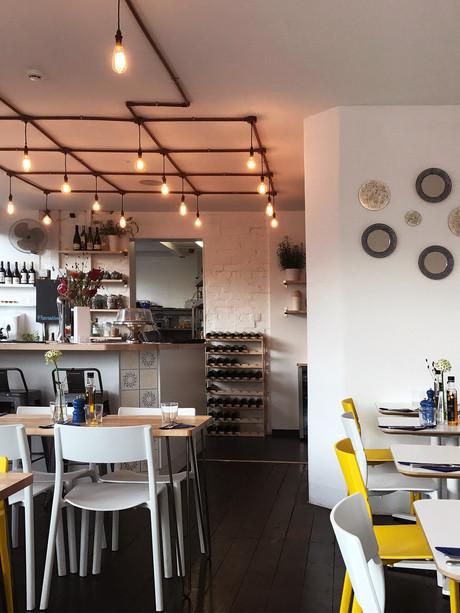 Harissa - Richard Ruddick Architecture - Restaurant Design