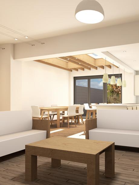 Richard Ruddick Architecture Limited - Extension Tynemouth