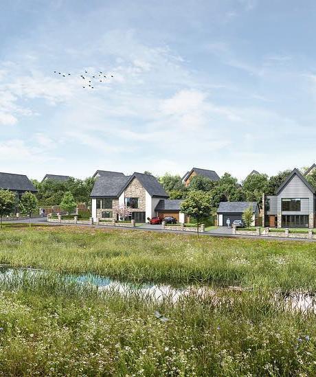 Richard Ruddick Architecture -Housing Development