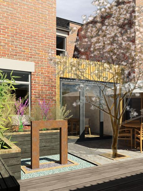 Richard Ruddick Architecture Limited - Landscape Architects