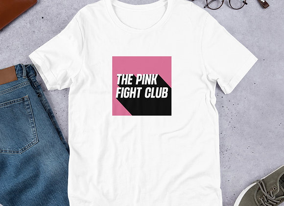 The Pink Fight Club T-Shirt