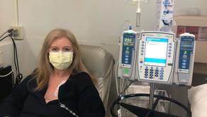 Zoe's Story: Starting Chemo (Weeks 12 + 13)