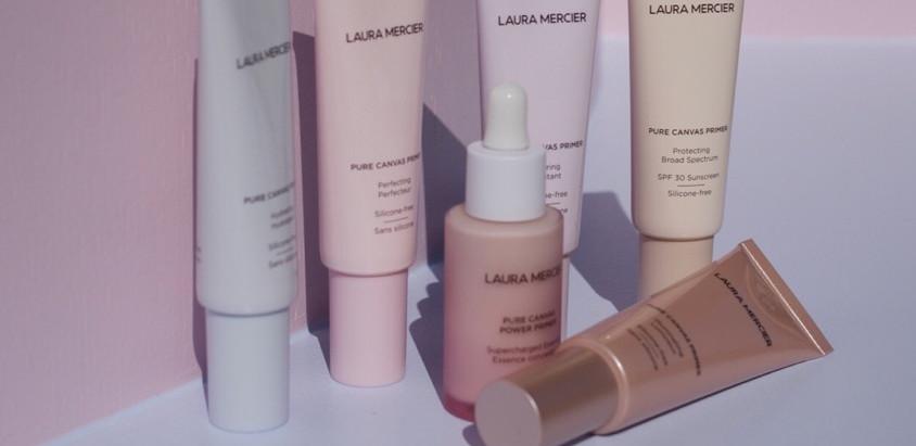 OMG I Met the Laura Mercier makeup team!