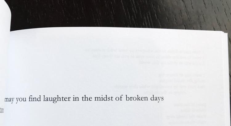 A breakup letter