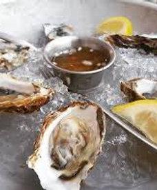 Prime Kumamoto Oysters (2 dozen)
