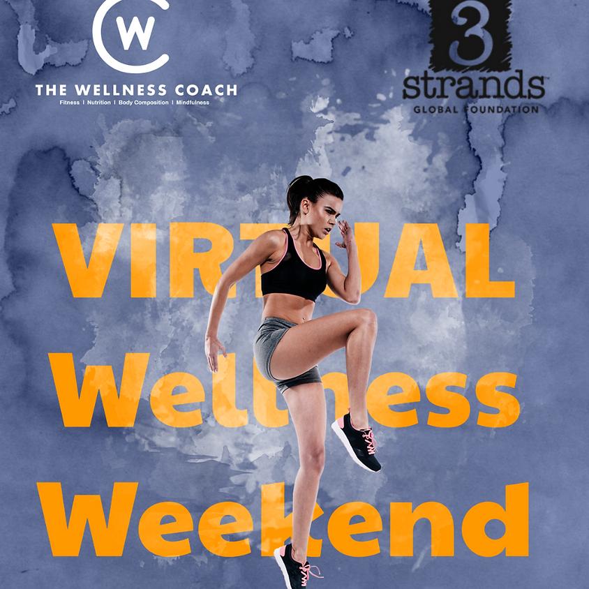 Become (one) Wellness Weekend (Sunday)