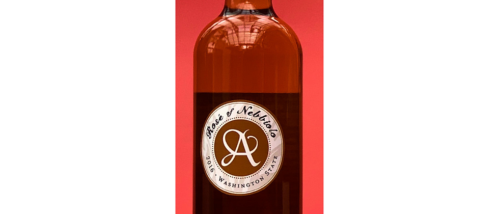 2016 Almquist Family Rose of Nebbiolo (Seattle)