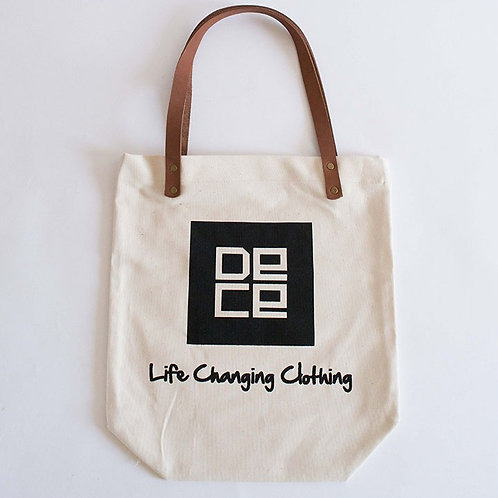 THE CANVAS TOTE (WS)