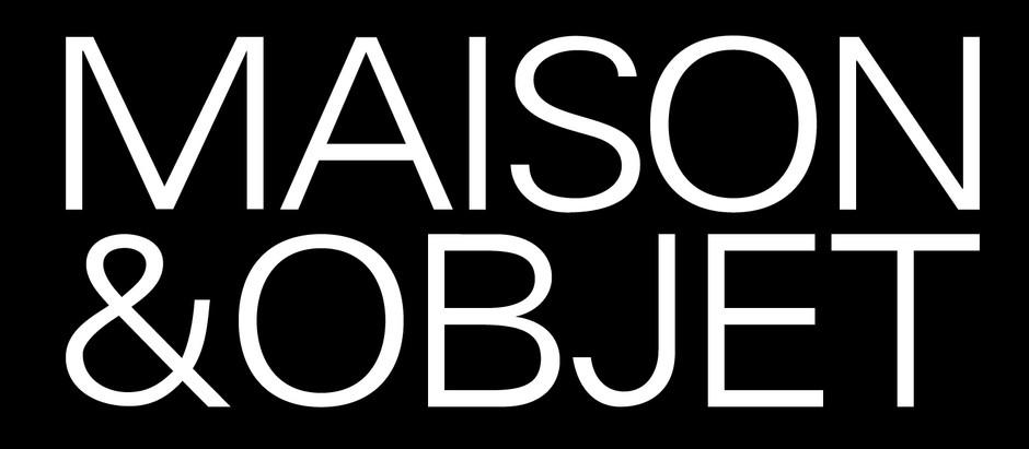 Blog #7. Maison&Objet 01/2020.           Der aktuelle Trendbericht aus Paris