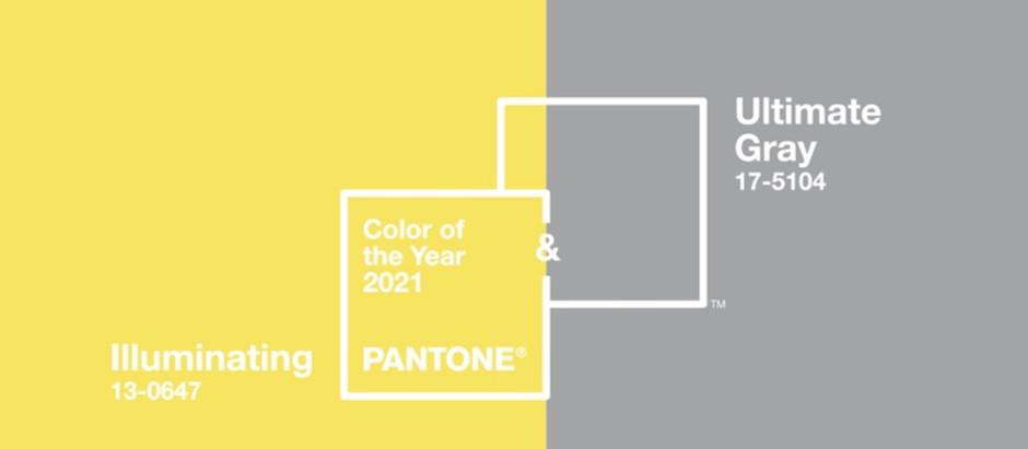 Blog #8. Die Pantone - Trendfarben des Jahres 2021