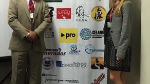 Actividad Perú Octubre 2015
