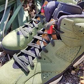 Retro Jordan 6 'Washed Denim'